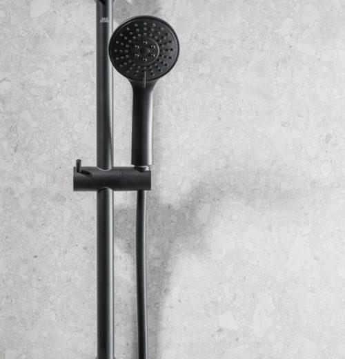 Душевая стойка Moza Black Kfa Armatura 841-365-81