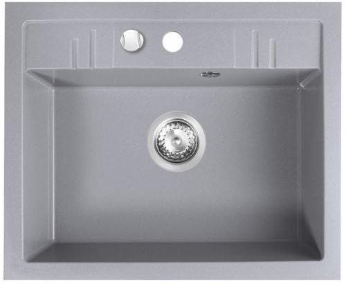 Кухонная мойка Ferro Mezzo II (DRGM1/48/58GA)
