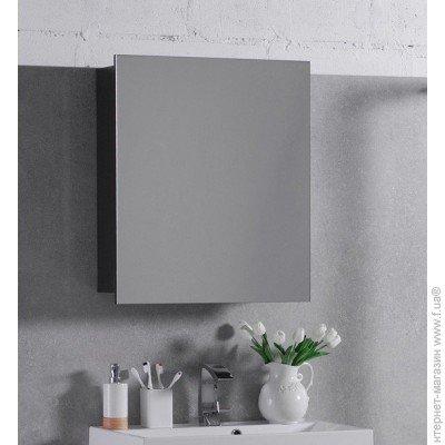 Шкаф-Зеркало Fancy Marble (ШЗ-700 В)