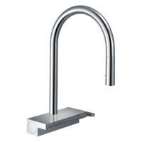 Смеситель для кухни Hansgrohe Aquno Select M81 (73831000)
