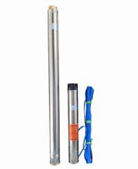 Насос скважинный с повышенной уст-тью к песку OPTIMA 4SD 8/28 4,0 кВт 162м 3-х фазный