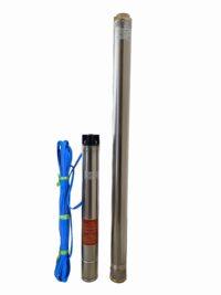 Насос скважинный с повышенной уст-тью к песку OPTIMA 4SD10/28 5.5 кВт 170м 3-х фазный