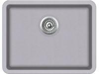 Гранитная мойка AquaSanita SQA102W 221 Light grey