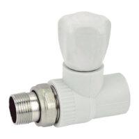 Вентиль радиаторный прямой PPR 25×3/4 (KOER K0166.PRO) (KP0214)