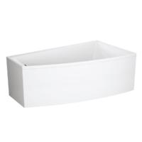 Акриловая ванна Cersanit Virgo max 160×90 правая (S301-132)