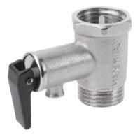 Предохранительный клапан с возвратным клапаном Ferro (Z1580B)