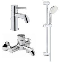 Набор смесителей для ванны Grohe Bau Classic (123868SGROHE)