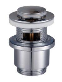 Донный клапан Globus Lux HG-041B (Click-clack)