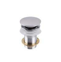Донный клапан Globus Lux HG15-02A BR (Click-clack)