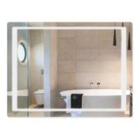Зеркало Qtap Mideya с антизапотеванием (DC-F902-1) 800х600 QT2078F9021W SD00042591
