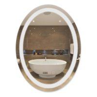 Зеркало Qtap Mideya с антизапотеванием (DC-F805-1) 600х800 QT2078F8051W SD00042602