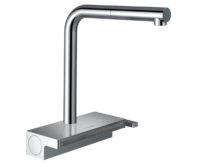 Кухонный смеситель Hansgrohe Aquno Select (73830000)