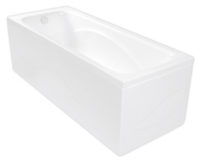 KLIO ванна 170×70 + ножки