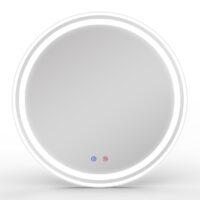 Зеркало для ванной комнаты 60х60см Volle (16-21-600)