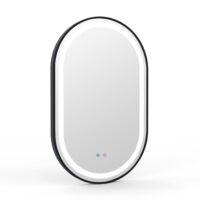 Зеркало для ванной комнаты 50х80см Volle (16-42-500B)