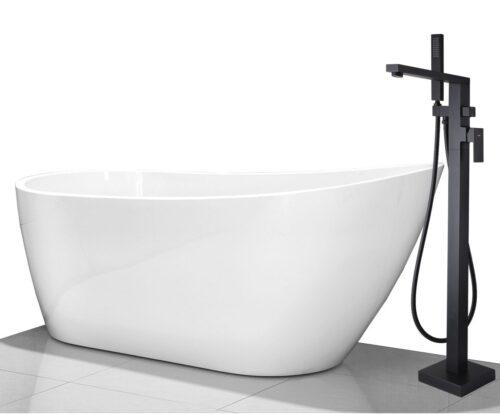 Смеситель для ванны TOPAZ ODISS TO 18113-H66-BL