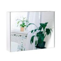 Зеркальный шкаф подвесной Qtap Scorpio QT1477ZP801W