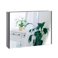 Зеркальный шкаф подвесной Qtap Scorpio QT1477ZP802G