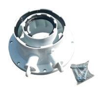 Адаптер ? 80/125 — 60/100 mm, TR.00.64C
