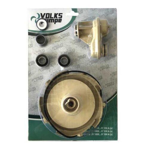 Ремонтный комплект к насосу VOLKS JY 1000/JY 100 A(a) — PLUS
