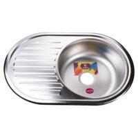 Мойка кухонная Mira MR 7750 E Satin 0.6