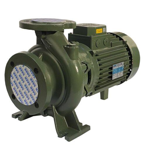 Насос моноблочный IR 50-160A 5,5 кВт SAER (75 м3/ч, 32.5 м)