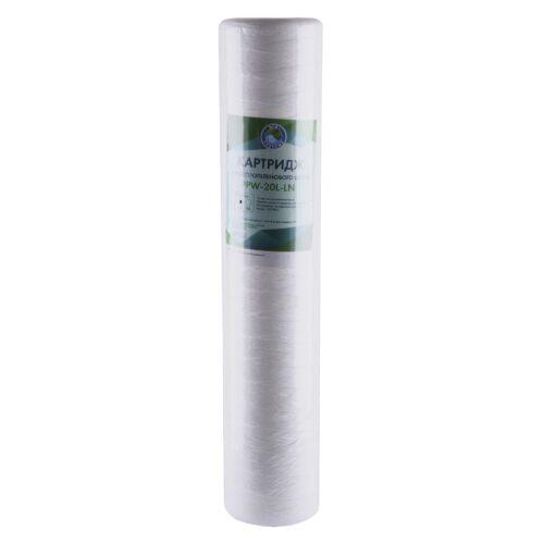 Картридж шнурковый  Bio+ Systems PPW-20L-LN (20 мкм) BigBlue 20″