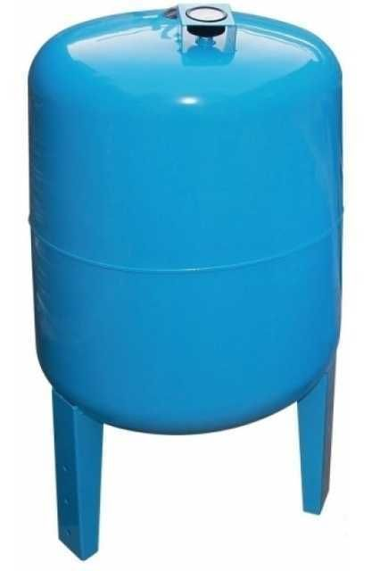 Гидроаккумулятор 300л  VOLKS pumpe 10 bar вертикальный (с манометром)