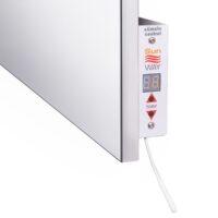 Електрический полотенцесушитель нержавеющая сталь SWT-RA 300 1100х470х15